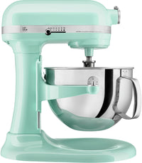 Batteur sur socle de la série Professional 600MC de KitchenAid - KP26M1XIC