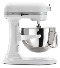 Batteur sur socle de la série Professional 600MC de KitchenAid - KP26M1XWH
