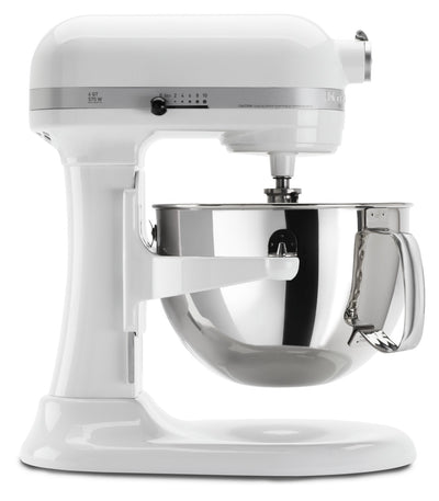 KitchenAid Professional 600 Series Stand Mixer - KP26M1XWH - Mixer in White