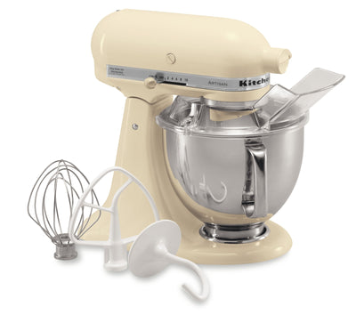 KitchenAid Artisan Series 5-Quart Tilt-Head Stand Mixer - KSM150PSAC|Batteur sur socle à tête inclinable KitchenAid de 5 pintes de la série Artisan - KSM150PSAC|KSM150PJ