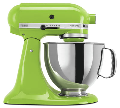 KitchenAid Artisan Series 5-Quart Tilt-Head Stand Mixer - KSM150PSGA|Batteur sur socle à tête inclinable KitchenAid de 5 pintes de la série Artisan - KSM150PSGA|KSM150GA