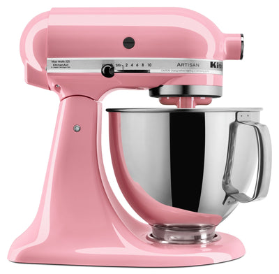 KitchenAid Artisan Series 5-Quart Tilt-Head Stand Mixer - KSM150PSGU - Mixer in Guava Glaze