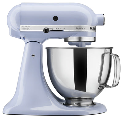 KitchenAid Artisan Series 5-Quart Tilt-Head Stand Mixer - KSM150PSLR|Batteur sur socle à tête inclinable KitchenAid de 5 pintes de la série Artisan - KSM150PSLR|KSM150LR