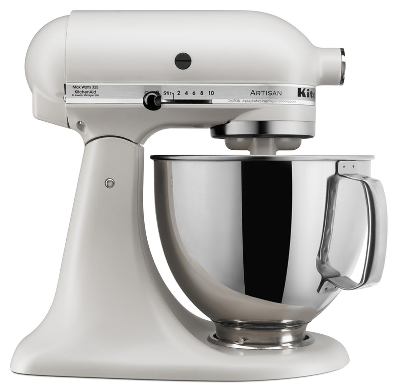 KitchenAid Artisan Series 5-Quart Tilt-Head Stand Mixer - KSM150PSMH|Batteur sur socle à tête inclinable KitchenAid de 5 pintes de la série Artisan - KSM150PSMH|KSM150MH