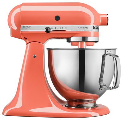 KitchenAid Artisan Series 5-Quart Tilt-Head Stand Mixer - KSM150PSPH - Mixer in Bird of Paradise
