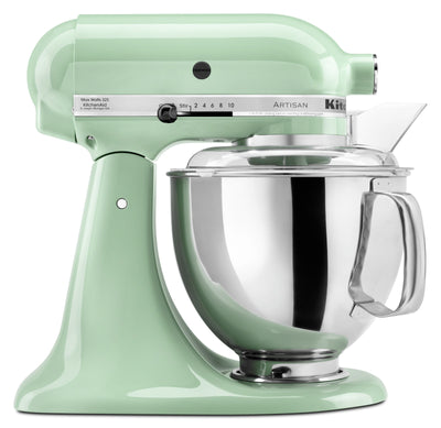 KitchenAid Artisan Series 5-Quart Tilt-Head Stand Mixer - KSM150PSPT|Batteur sur socle à tête inclinable KitchenAid de 5 pintes de la série Artisan - KSM150PSPT|KSM150PT
