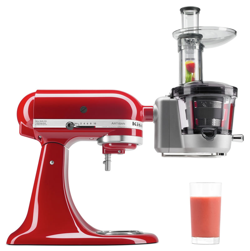 KitchenAid Juicer and Sauce Attachment - KSM1JA|Accessoire KitchenAid extracteur de jus et de sauce - KSM1JA