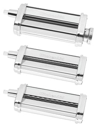 KitchenAid 3-Piece Pasta Roller and Cutter Set - KSMPRA