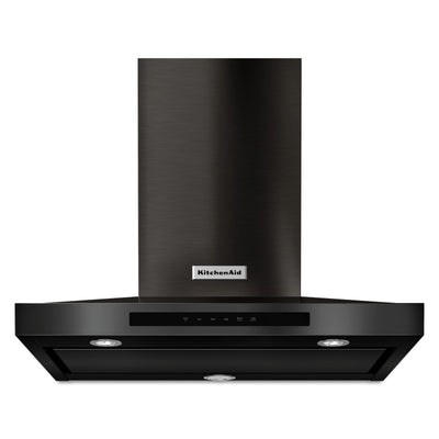 "KitchenAid 30"" Wall-Mount Canopy Range Hood - KVWB600HBS"