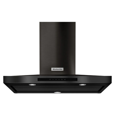"KitchenAid 36"" Wall-Mount Canopy Range Hood - KVWB606HBS"