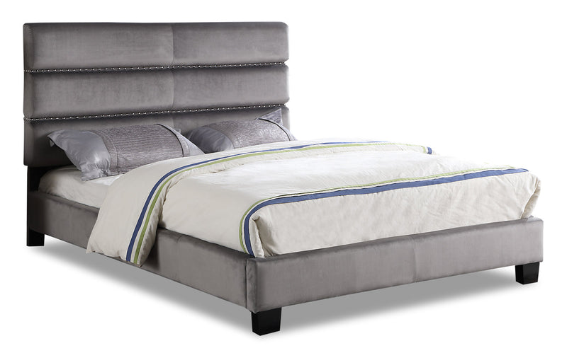 Landon Queen Bed|Grand lit Landon|LANDGQBD