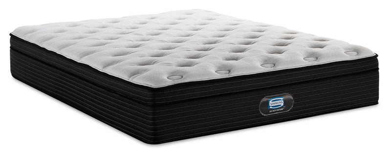 Simmons Do Not Disturb Largo Eurotop Twin Mattress|Matelas à Euro-plateau Largo Do Not DisturbMD de Simmons pour lit simple|LARGOPTM