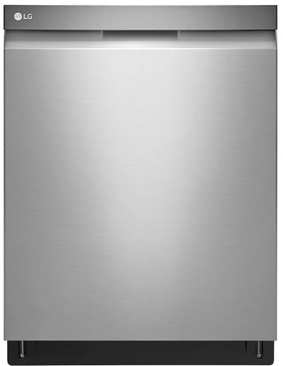 LG Top-Control Built-In Dishwasher with QuadWash™ - LDP6797SS