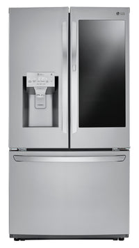 LG 22 Cu. Ft. InstaView™ Door-in-Door® French-Door Refrigerator - LFXC22596S