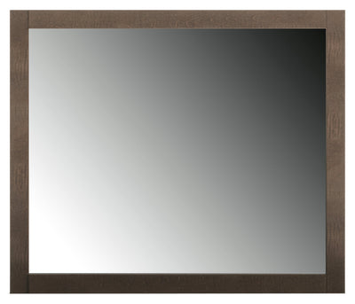 London Mirror - {Modern} style Mirror in Prairie Storm {Medium Density Fibreboard (MDF)}