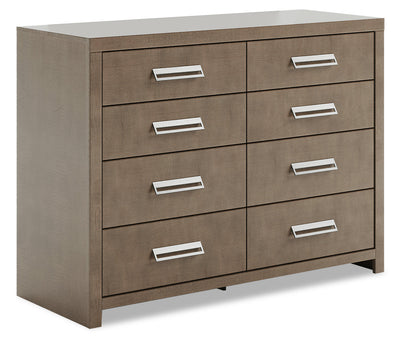 London Dresser - {Modern} style Dresser in Prairie Storm {Medium Density Fibreboard (MDF)}