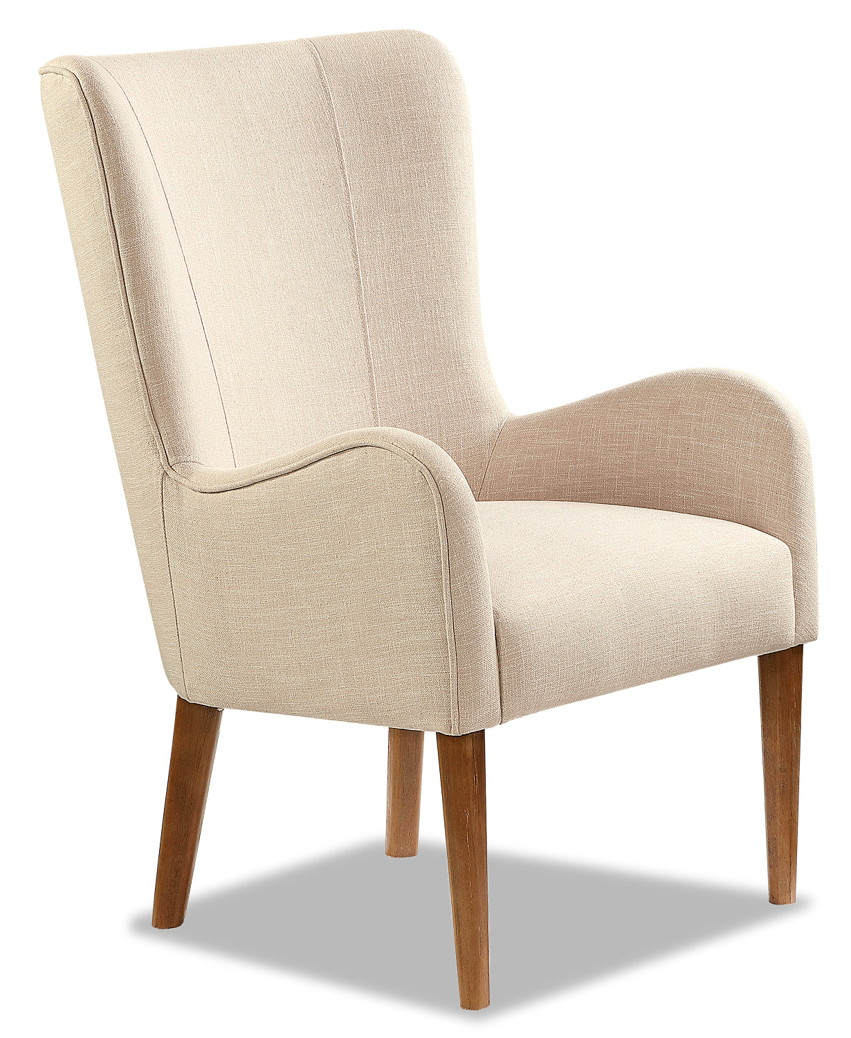 Lydia Wing Dining Chair White