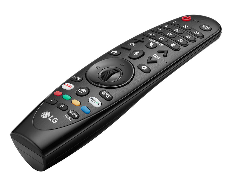 LG Magic Remote Control for select 2018 AI ThinQ™ Smart TV - AN-MR18BA | Télécommande Magic pour certaines TV Smart IA ThinQ 2018 - AN-MR18BA