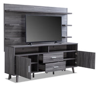 Malibu 2-Piece Entertainment Centre