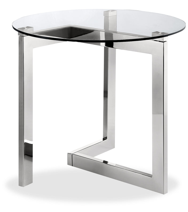 Malang End Table|Table de bout Malang