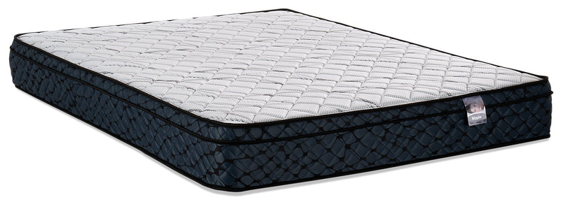 Springwall Maple Eurotop Queen Mattress|Matelas à Euro-plateau Maple de Springwall pour grand lit