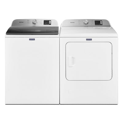 Maytag 5.5 Cu. Ft. Top-Load Washer and Maytag 7.0 Cu. Ft. Top-Load Electric Dryer