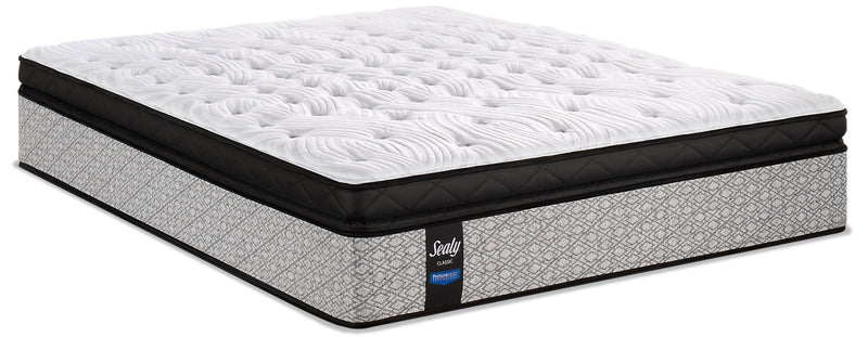 Sealy Posturepedic Mayberry Pillowtop Queen Mattress|Matelas à plateau-coussin Mayberry PosturepedicMD de Sealy pour grand lit