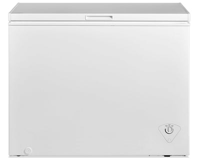Midea 10.2 Cu. Ft. Chest Freezer – MC102SWAR0RC1 - Freezer in White