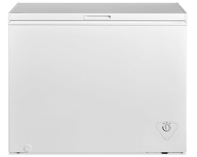 Midea 10.2 Cu. Ft. Chest Freezer – MC102SWAR0RC1|Congélateur coffre Midea de 10,2 pi3 - MC102SWAR0RC1