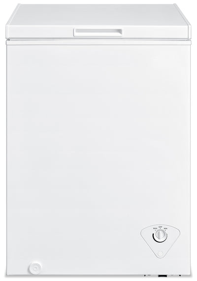 Midea 3.5 Cu. Ft. Chest Freezer – MC350SWAR0RC1 - Freezer in White