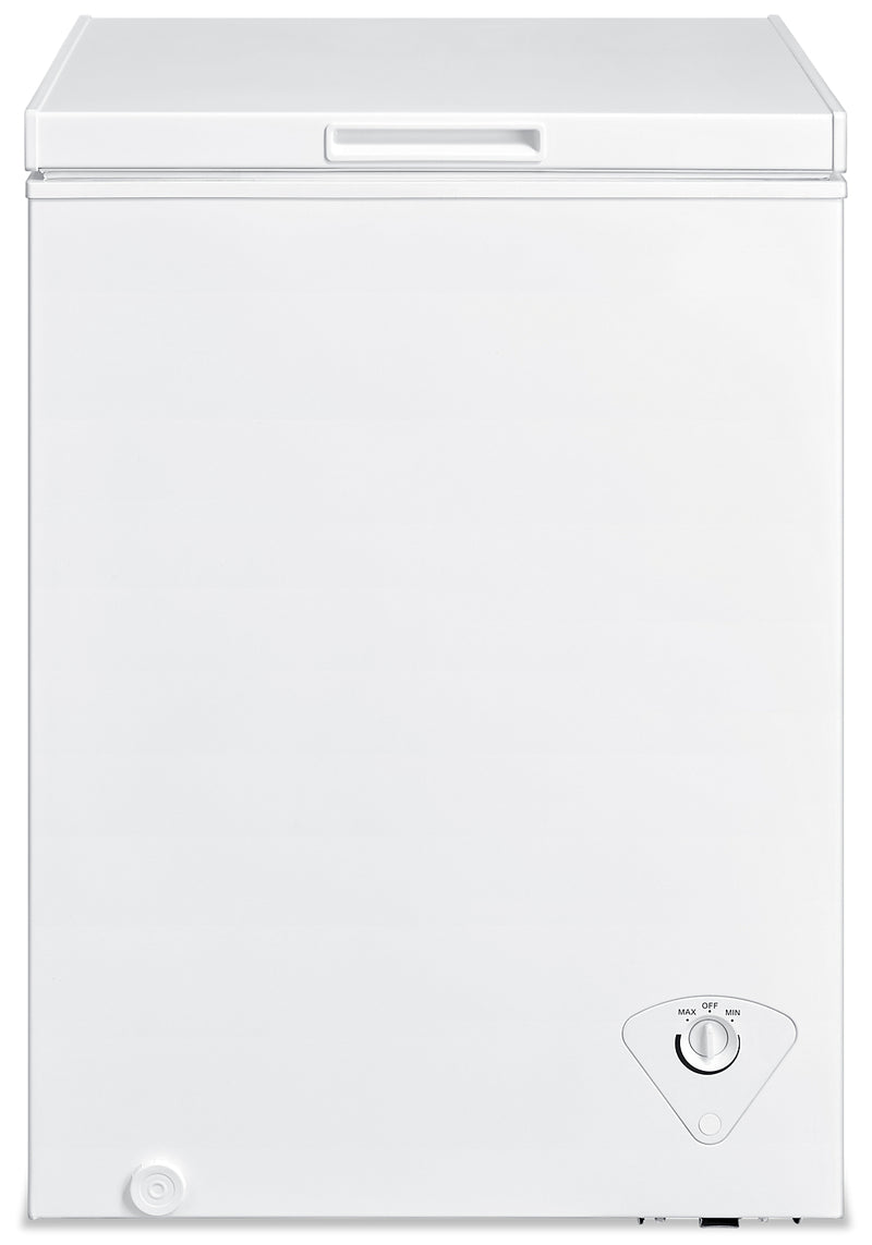 Midea 3.5 Cu. Ft. Chest Freezer – MC350SWAR0RC1|Congélateur coffre Midea de 3,5 pi3 - MC350SWAR0RC1