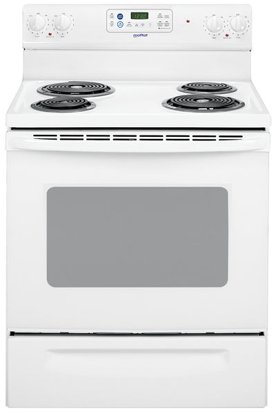 "Moffat 30"" Free Standing Self Clean Electric Range - MCB757DMWW"