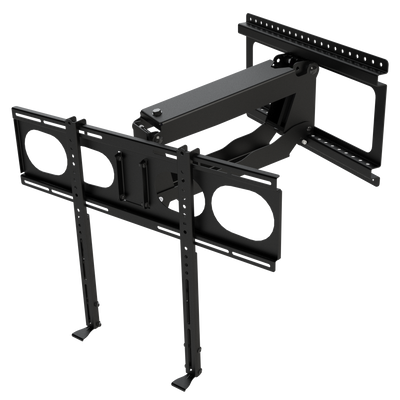 Evolution Home Entertainmentbrand:MantelMount Wall Mount - MantelMount MM340 Standard Pull-Down TV Wall Mount