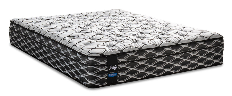 Sealy Posturepedic Monteray Eurotop Queen Mattress|Matelas à Euro-plateau Monteray PosturepedicMD de Sealy pour grand lit
