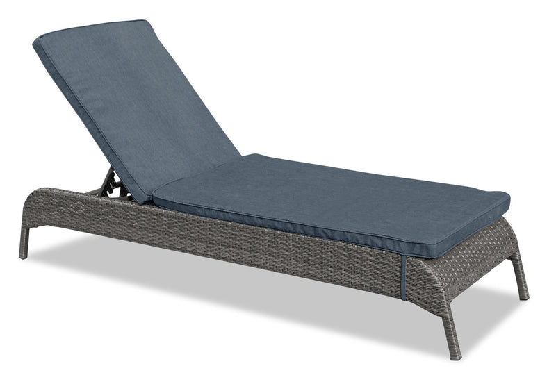 Morris Lounger|Chaise longue Morris