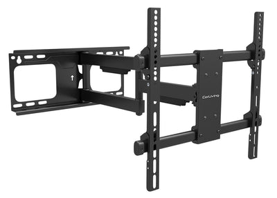 "Corliving Distribution Ltd. Wall Mount - CorLiving Adjustable Full-Motion H-frame Wall Mount for 32"" - 70"" TVs - MPM-801"