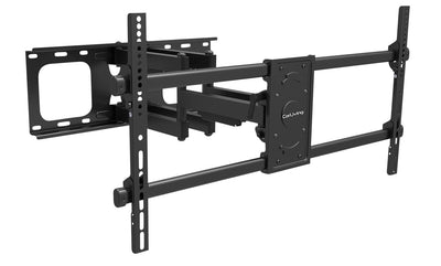 "Corliving Distribution Ltd. Wall Mount - CorLiving Adjustable Full-Motion H-frame Wall Mount for 40"" - 90"" TVs - MPM-802"