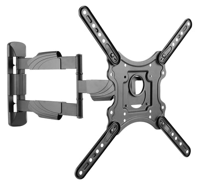"Corliving Distribution Ltd. Wall Mount - CorLiving Adjustable Full-Motion X-frame Wall Mount for 23"" - 55"" TVs - MPM-804"