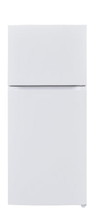 Brada 14.5 Cu. Ft. Top-Freezer Refrigerator - MRF-435WW