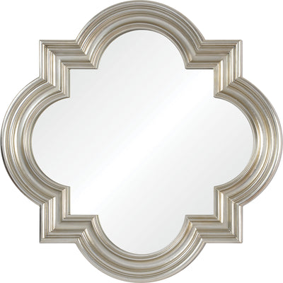 "Beki Decorative Mirror - 40"" x 40""