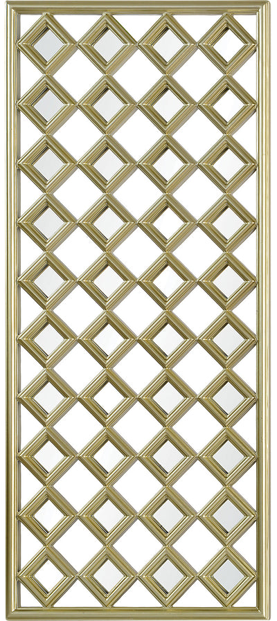 "Cythera Decorative Mirror - 21"" x 48""