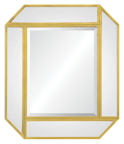 "Loha Decorative Mirror - 38"" x 44""