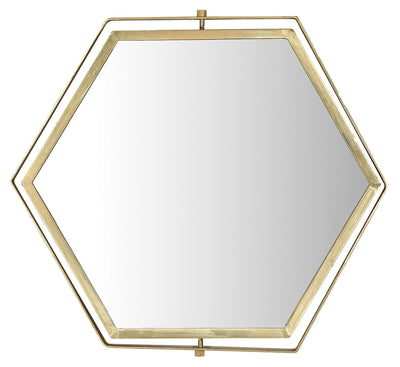 "Rashell Decorative Mirror - 36"" x 31""