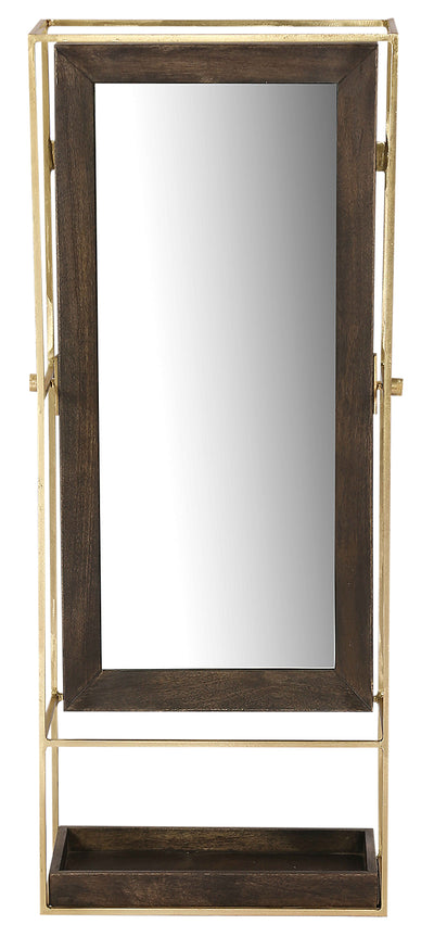 "Irena Decorative Mirror - 18"" x 44.5""