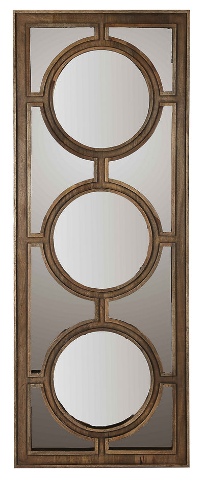 "Arieta Decorative Mirror - 24.5"" x 63.5""