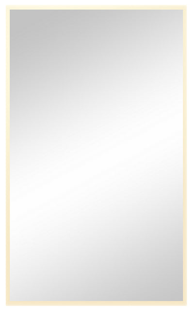 "Cecile Decorative Mirror with LED backlight - 24"" x 40""