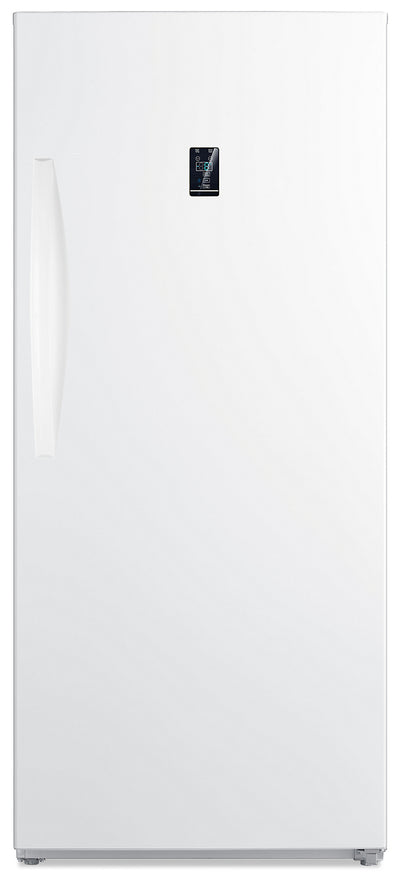 Midea 21 Cu. Ft. Convertible Upright Refrigerator-Freezer - MU210CWBR1RC1 - Freezer in White