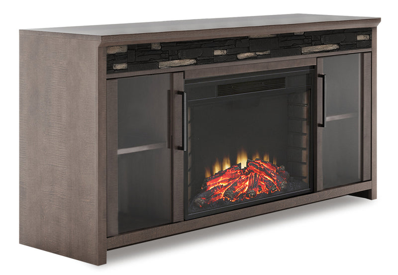 "North 60"" Fireplace TV Stand"