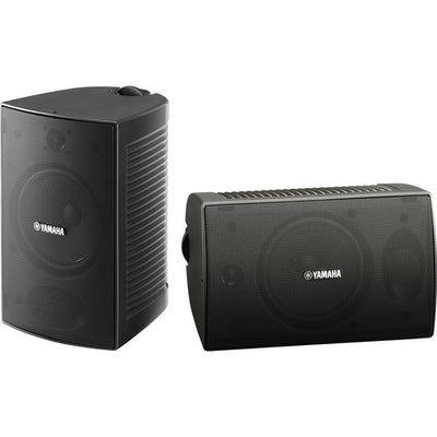 Yamaha NS-AW294 Black Outdoor Speakers - Set of 2 | Enceintes d'extérieur Yamaha NS-AW294 (Paire, noir) | NSAW294B