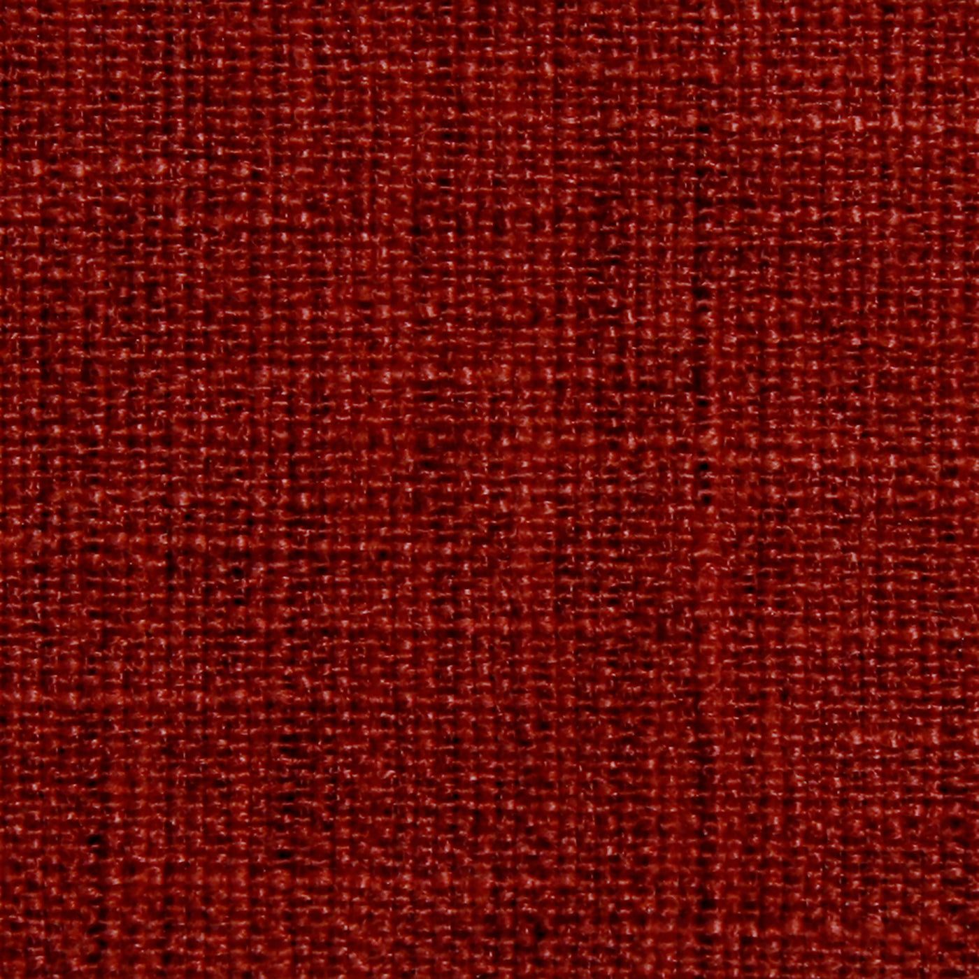 Oakdale Linen-Look Fabric Sofa - Red